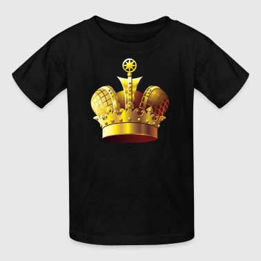 Golden Crown - Kids' T-Shirt