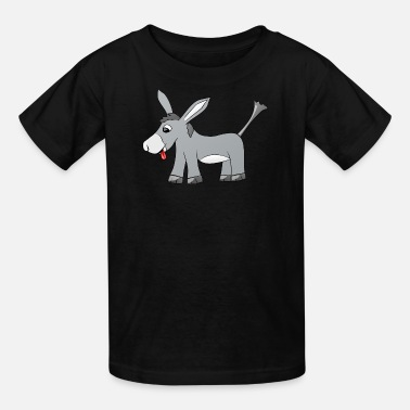 Burro Mr. Burro - Kids' T-Shirt