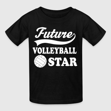 Volleyball Player Future - Kids' T-Shirt