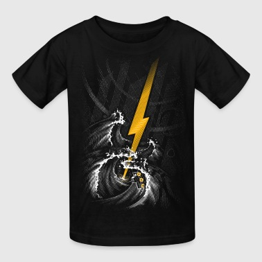 Electric Guitar - Kids' T-Shirt