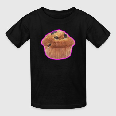 Muffin - Baked Goods - Bakery - Treat - Yummy - Kids' T-Shirt