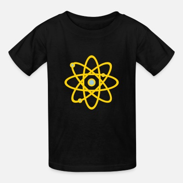 Atomic Energy Atom - Kids' T-Shirt