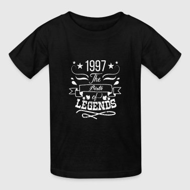 1997 THE BIRTH OF LEGENDS - Kids' T-Shirt