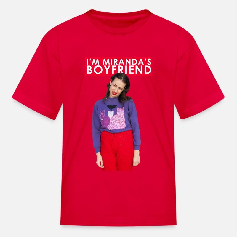 who is miranda sings boyfriend