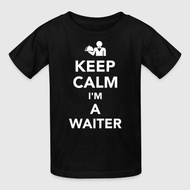 Waiter Waiter - Kids' T-Shirt