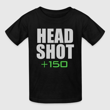Headshot +150 Bonus - Kids' T-Shirt