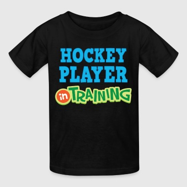 Hockey Player Kids - Kids' T-Shirt