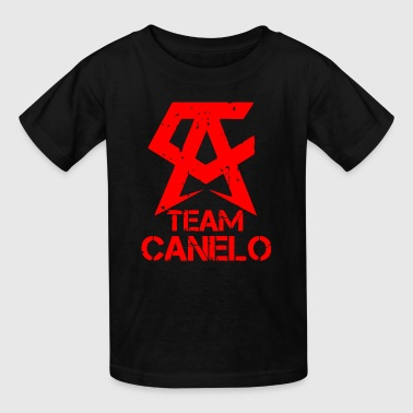 Team Boxing Canelo Logo - Kids' T-Shirt