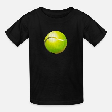 Backhand Tennis,Tennis Player T shirts - Kids' T-Shirt