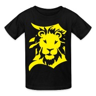 detroit lions kids shirt