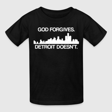God Forgives... - Kids' T-Shirt