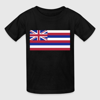 Flag Of Hawaii Flag Hawaii - Kids' T-Shirt
