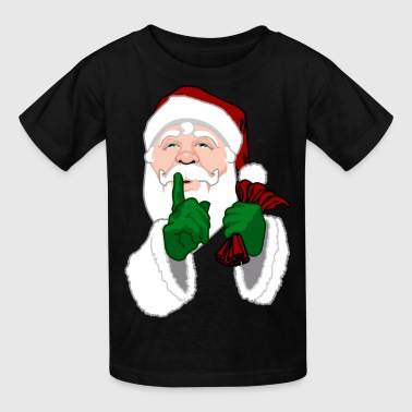 Santa Shirts Classic Santa Clause Gifts - Kids' T-Shirt