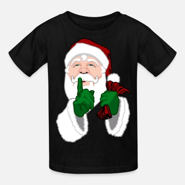 Christmas Santa Shirts Classic Santa Clause Gifts - Kids' T-Shirt