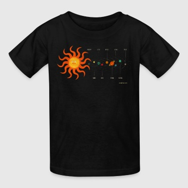 Solar System Hoodie - Kids' T-Shirt