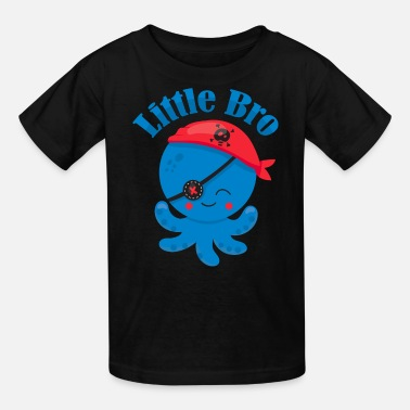 Pirate Brand Pirate Octopus Little Bro - Kids' T-Shirt