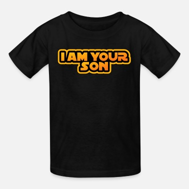 Fil Am I am your family, I am your son - Kids' T-Shirt