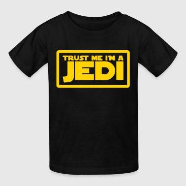 High Quality Darth Vader Trust Me I'm A Jedi - Kids' T-Shirt