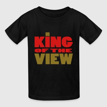 I AM KING - LONGVIEW - Kids' T-Shirt