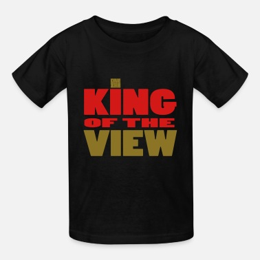Longview I AM KING - LONGVIEW - Kids' T-Shirt