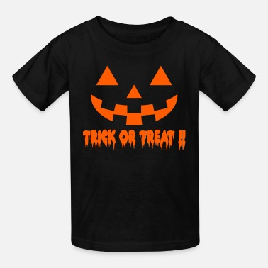 Treat Trick or treat - Kids' T-Shirt