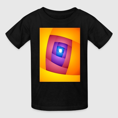 ENTRY Abstract Art #01 - Kids' T-Shirt