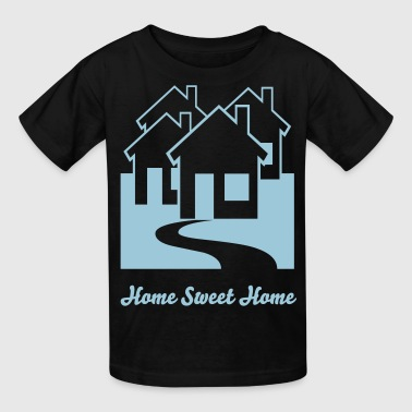 neighborhood - Kids' T-Shirt