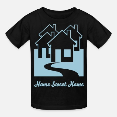 Neighborhood neighborhood - Kids' T-Shirt