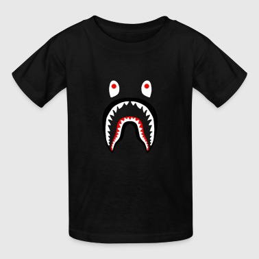 bape shark - Kids' T-Shirt