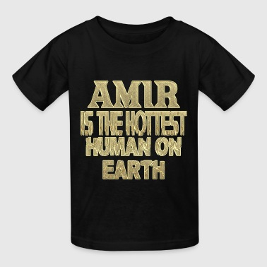 Amir - Kids' T-Shirt