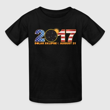 Total Solar Eclipse Summer August 21st 2017 T Shir - Kids' T-Shirt