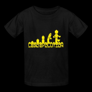 Lego Evolution - Kids' T-Shirt