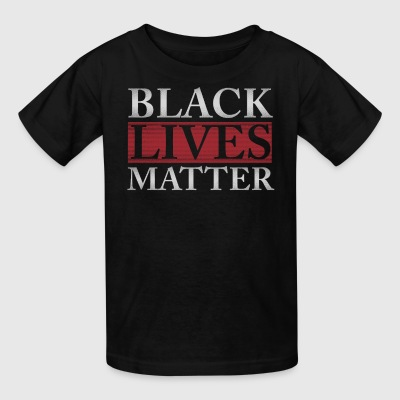Black Lives Matter Tshirt - Kids' T-Shirt