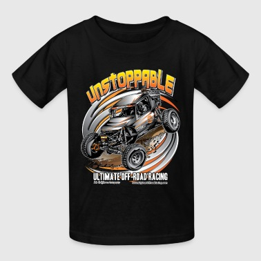 Ultra4 Buggy Unstoppable - Kids' T-Shirt