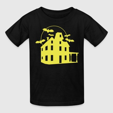 Haunted House - Kids' T-Shirt
