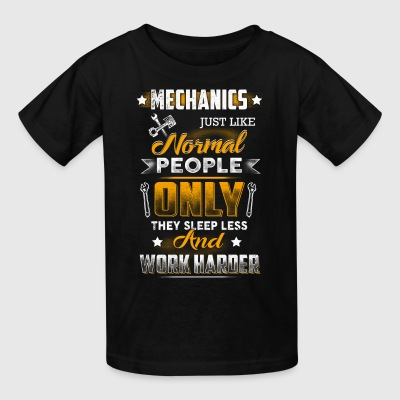 Mechanic Just Like Normal People T-Shirts - Kids' T-Shirt