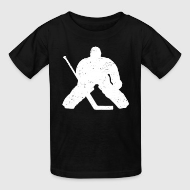 Hockey Goalie - Kids' T-Shirt