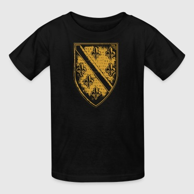 The Dragon Of Bosnia - 001 - Kids' T-Shirt