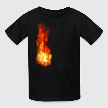 fire - Kids' T-Shirt