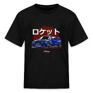 Cars Automotive Automobile Stance Sportcar Japan D   Kidsu0027 T Shirt