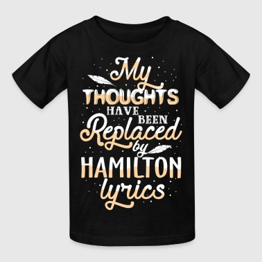 My Thoughts - Kids' T-Shirt