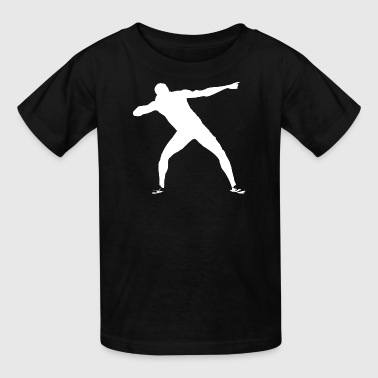 Usain Bolt - Kids' T-Shirt