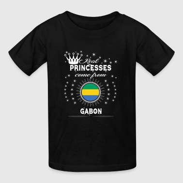 queen love princesses GABON - Kids' T-Shirt