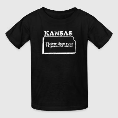 KANSAS STATE SLOGAN - Kids' T-Shirt
