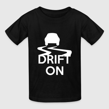 Drift On - Kids' T-Shirt