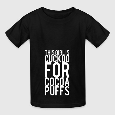 Cuckoo For Cocoa Puffs - Kids' T-Shirt