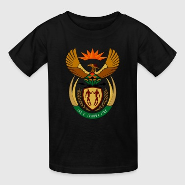 South Africa Coat of Arms - Kids' T-Shirt