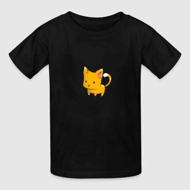 Tabby Cat T-shirt - Kids' T-Shirt