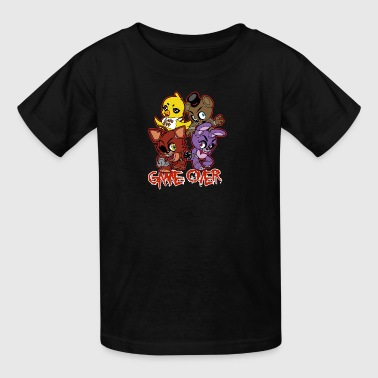 Five Nights Game Over - Kids' T-Shirt