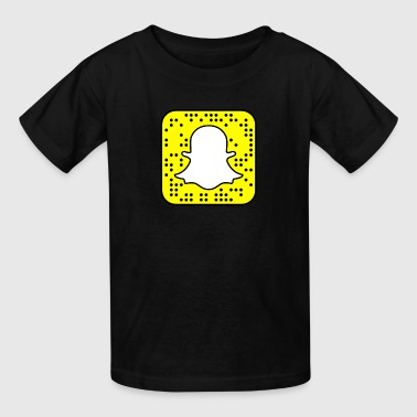 snapchat merchandise - Kids' T-Shirt